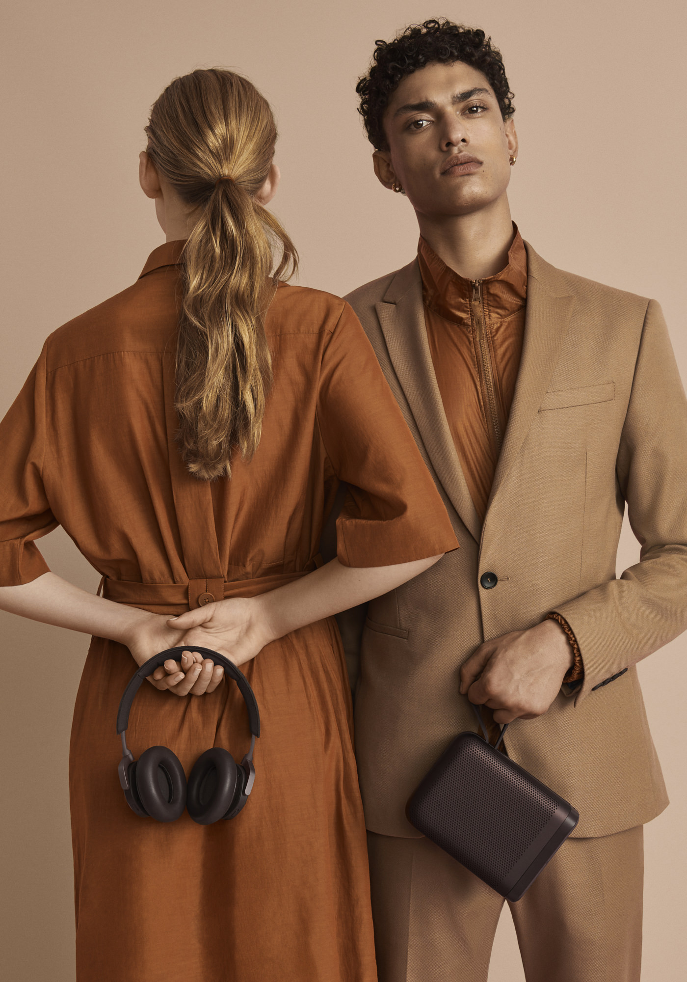 Bang & Olufsen Collection Automne Hiver 2019 Chestnut Mood