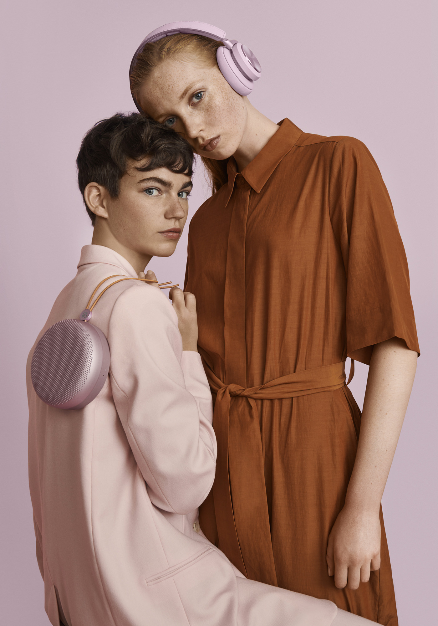 Bang & Olufsen Collection Automne Hiver 2019 Peony Mood