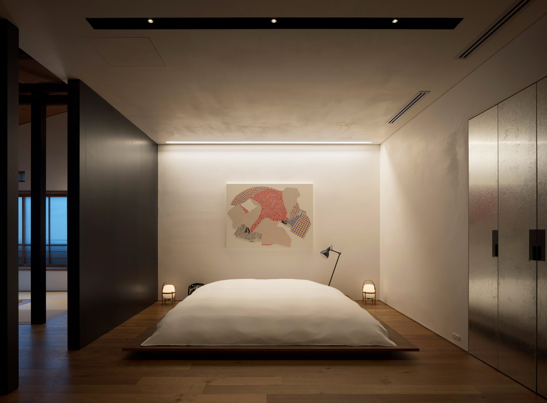 City Guide Tokyo Kagurazaka Trunk House Chambre