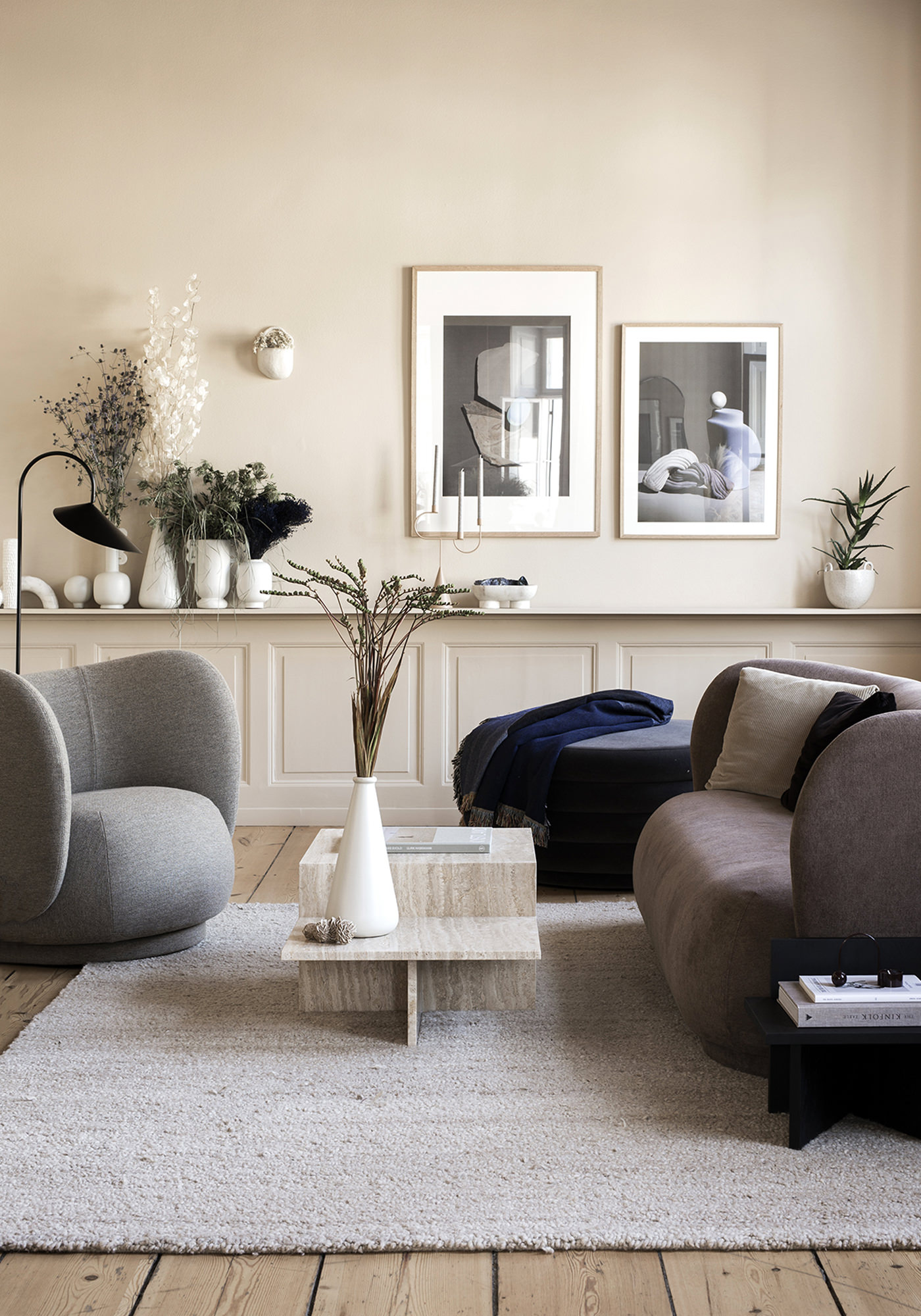 Ferm Living Collection AW19 Salon
