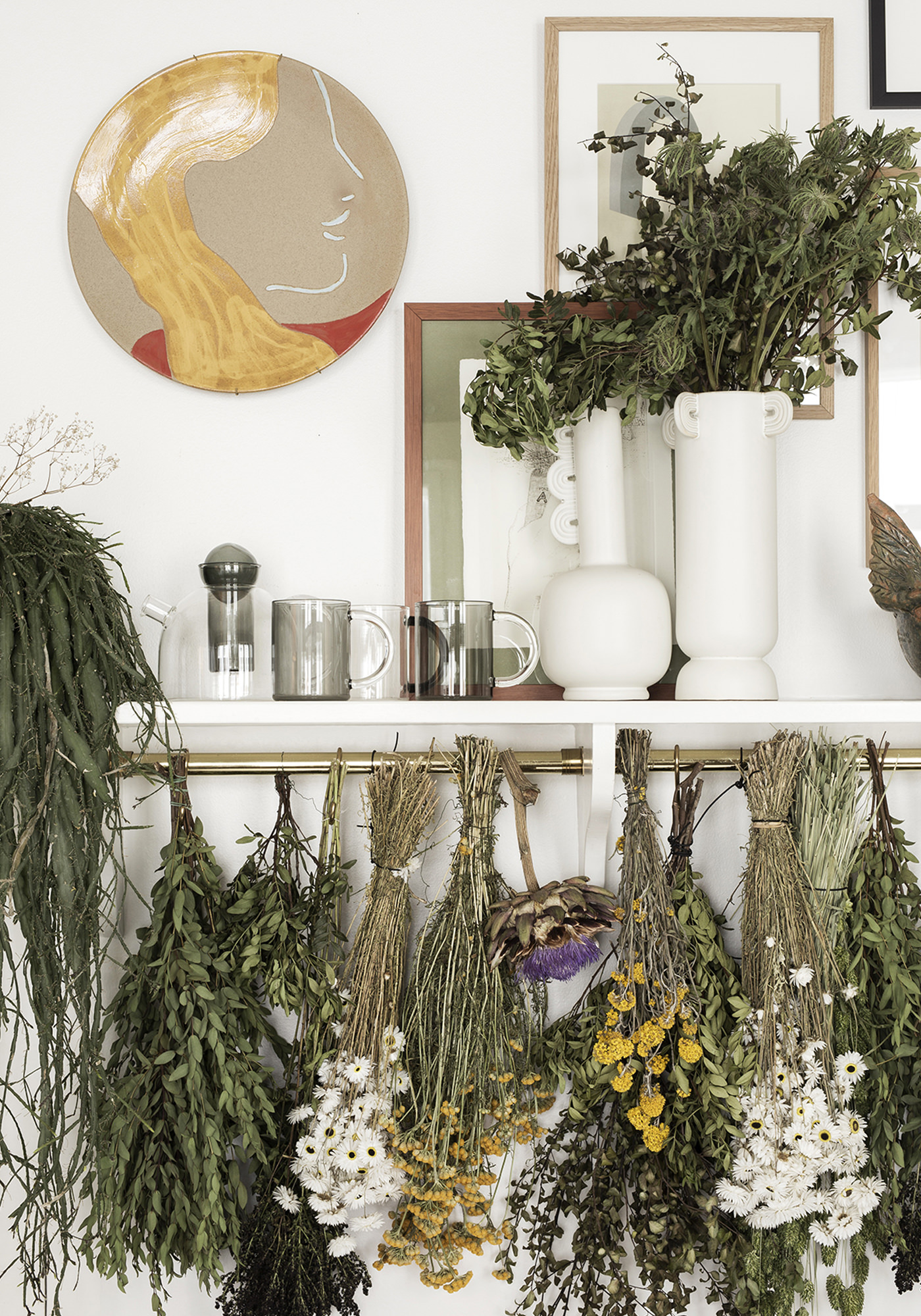 Ferm Living Collection AW19 Herbes Sèches