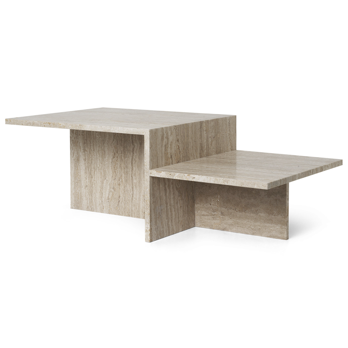Ferm Living Collection AW19 Table Basse Marbre