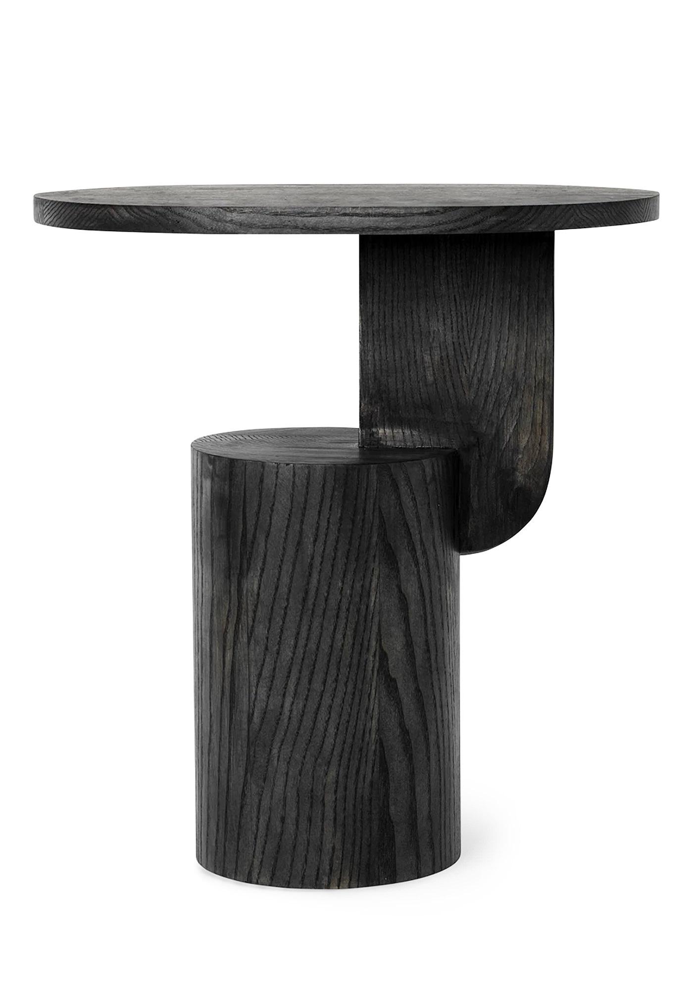 Ferm Living Collection AW19 Table Bois Noir