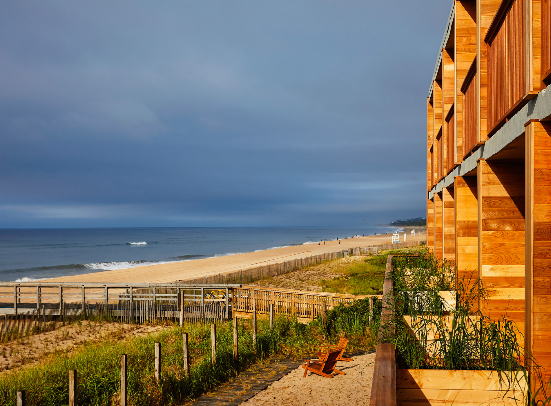 Marram Hotel Montauk East Hampton Suffolk Etat de New York