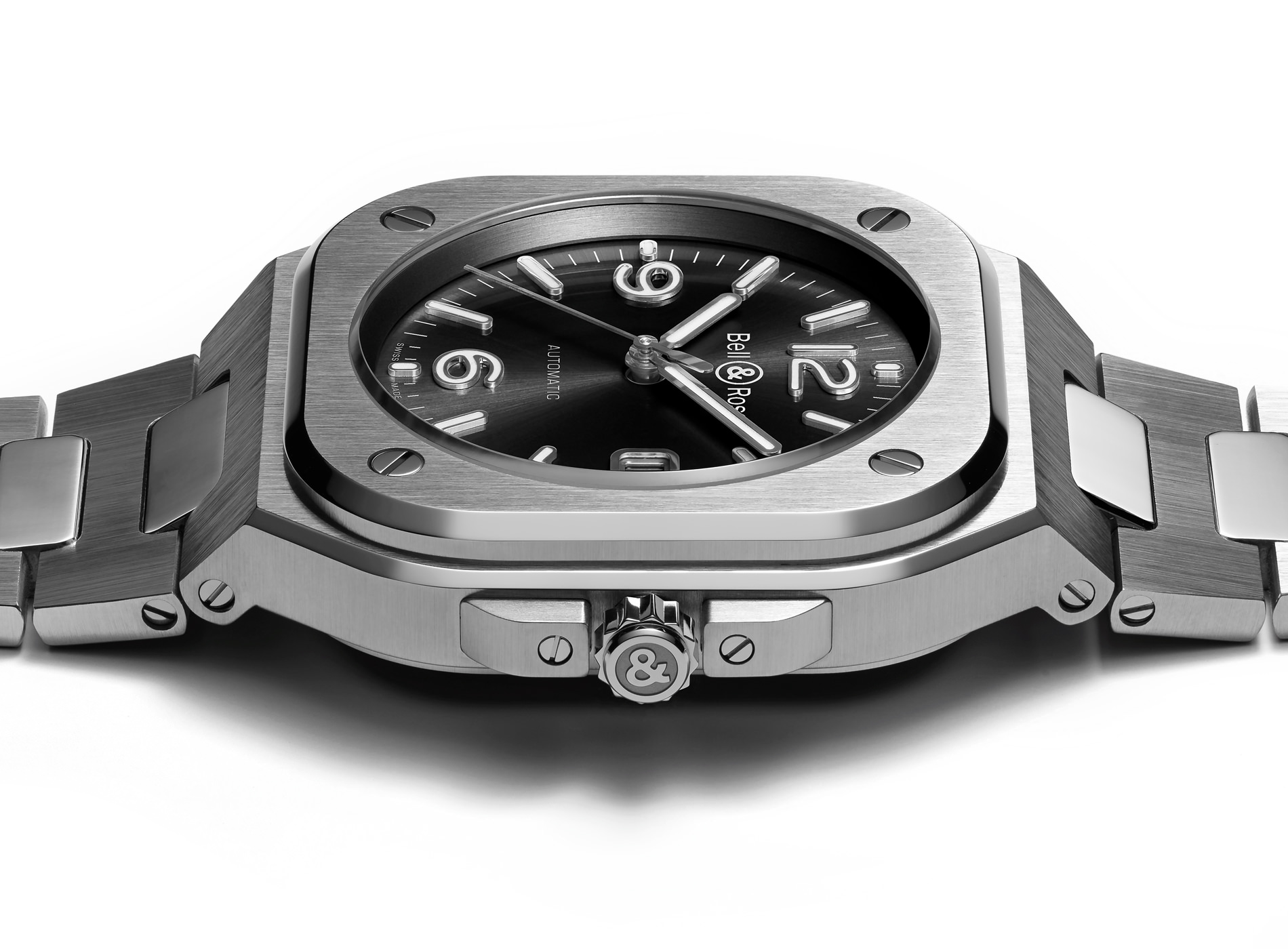 Montre Bell & Ross Nouvelle Collection BR05 Macro Epaisseur