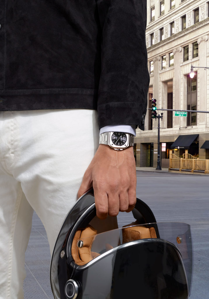 Montre Bell & Ross Nouvelle Collection BR05 Mood New York