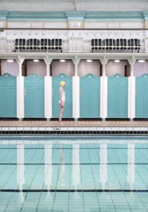 Photographie Soo Burnell Poolside Series Manchester London Glasgow Paris