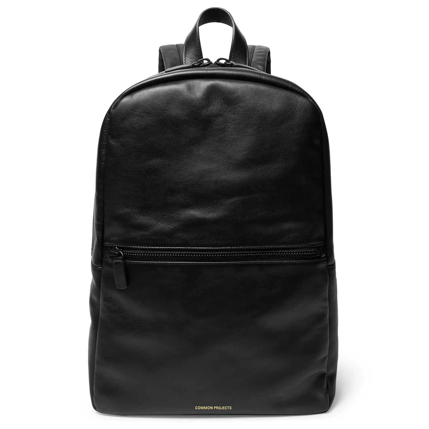 Style Mr Porter Backpack Sac Dos Common Projects Cuir Noir