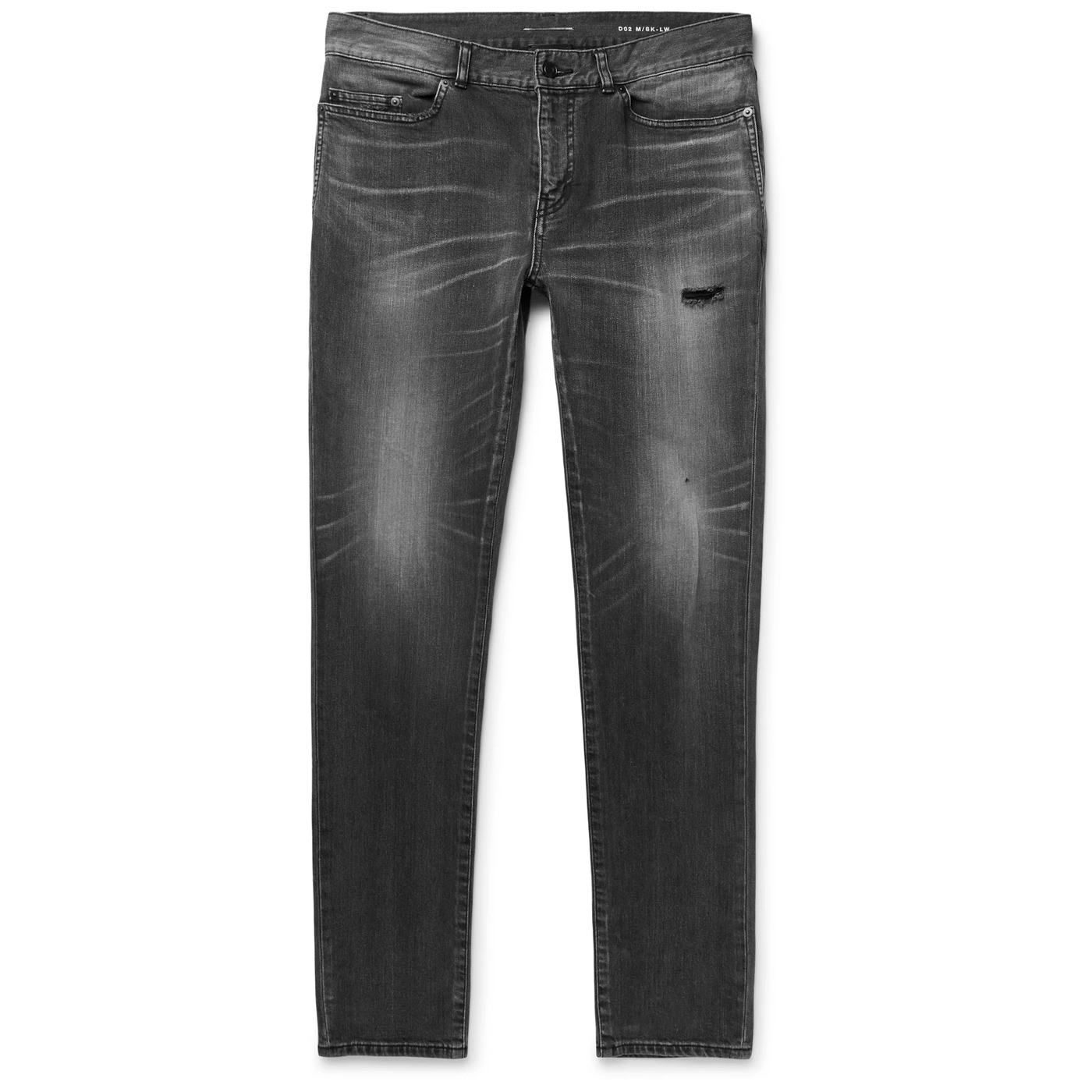 Style Mr Porter Jean Denim Saint Laurent