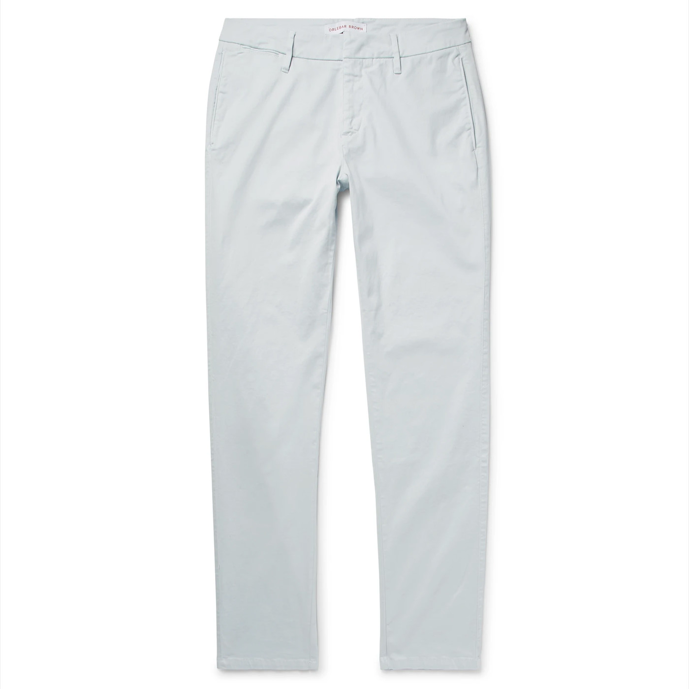 Style Mr Porter Pantalon Orlebar Brown Chinos Light Gray