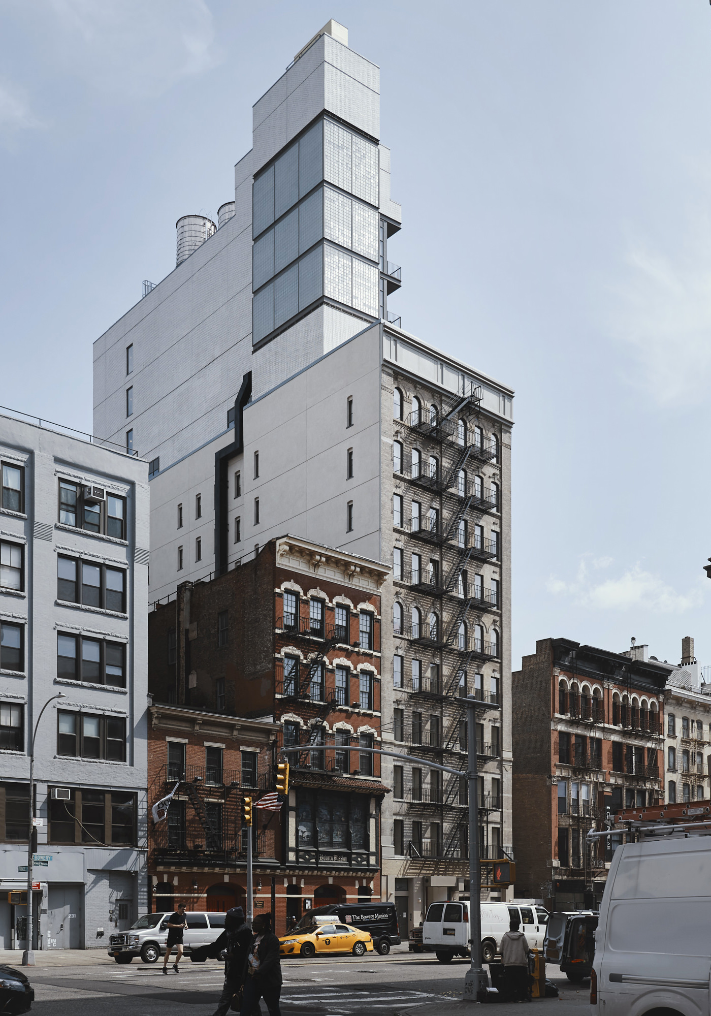 Adrian Gaut Photographie Hotel New York Sister City NYC