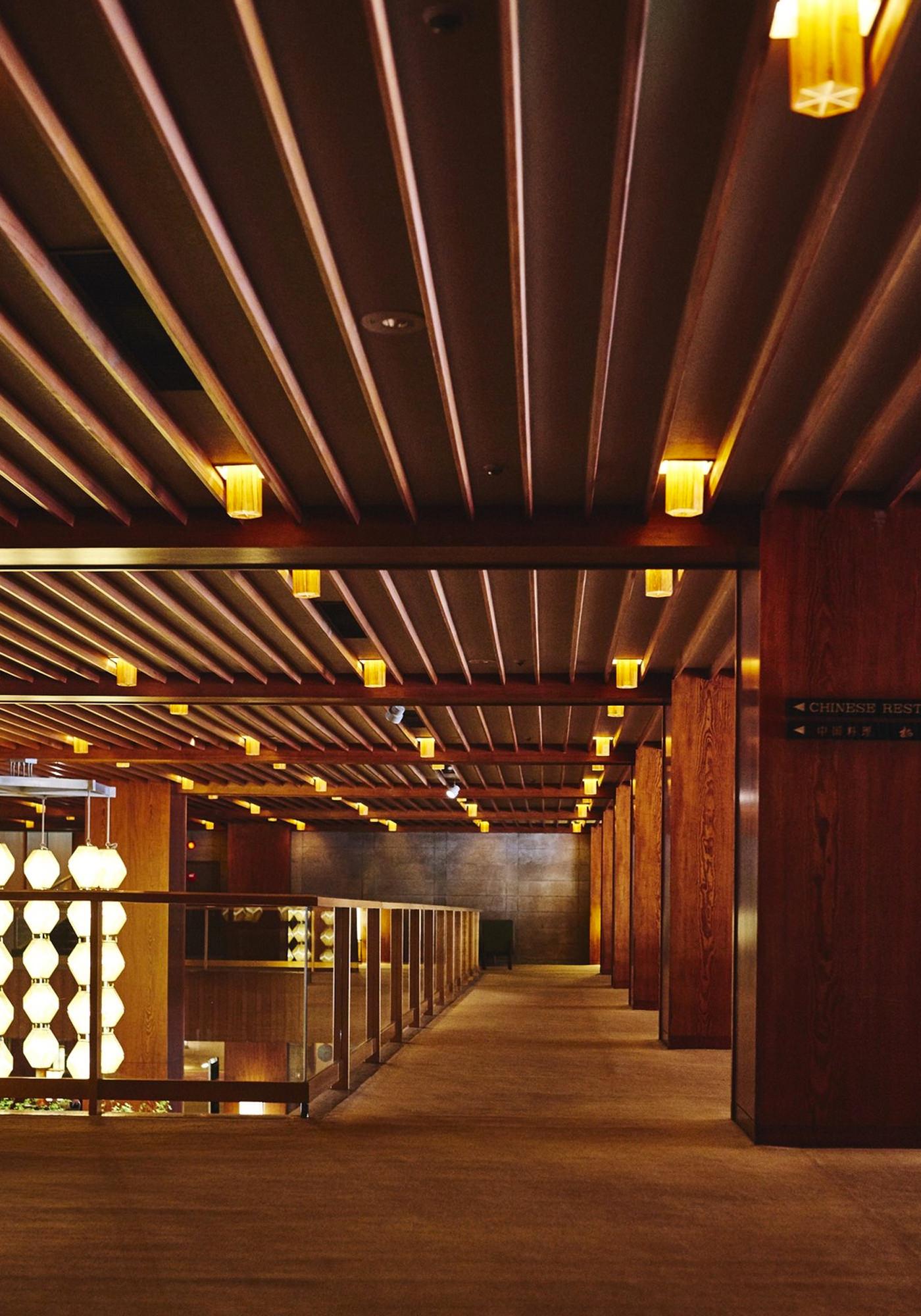 Adrian Gaut Photographie Tokyo Hotel Okura