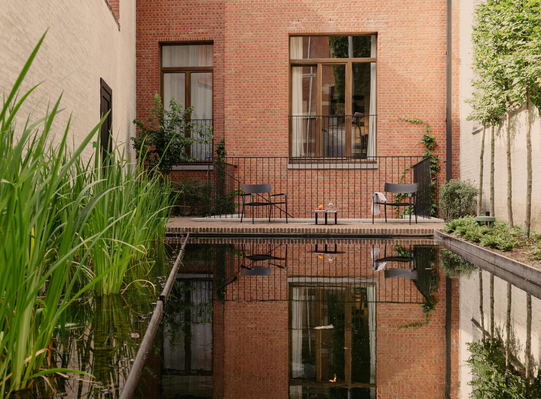City Guide Anvers Antwerp August Hotel Jardin