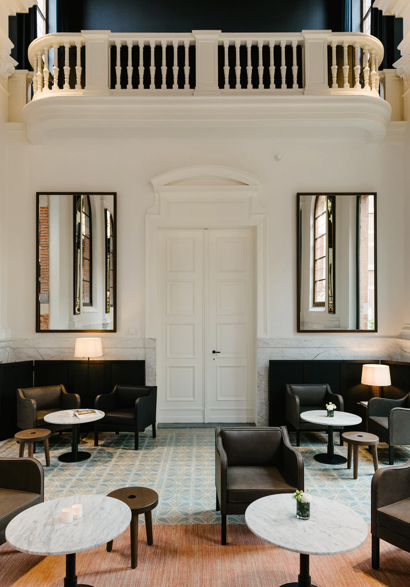 City Guide Anvers Antwerp August Hotel Restaurant The Jane Chef Nick Bril