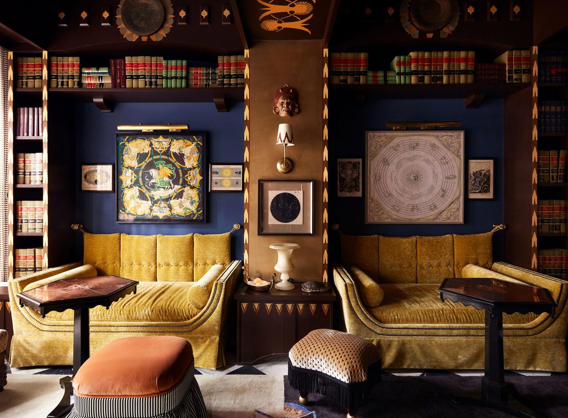 City Guide La Nouvelle-Orléans New Orleans La Maison de la Luz Ace Hotel Bibliothèque