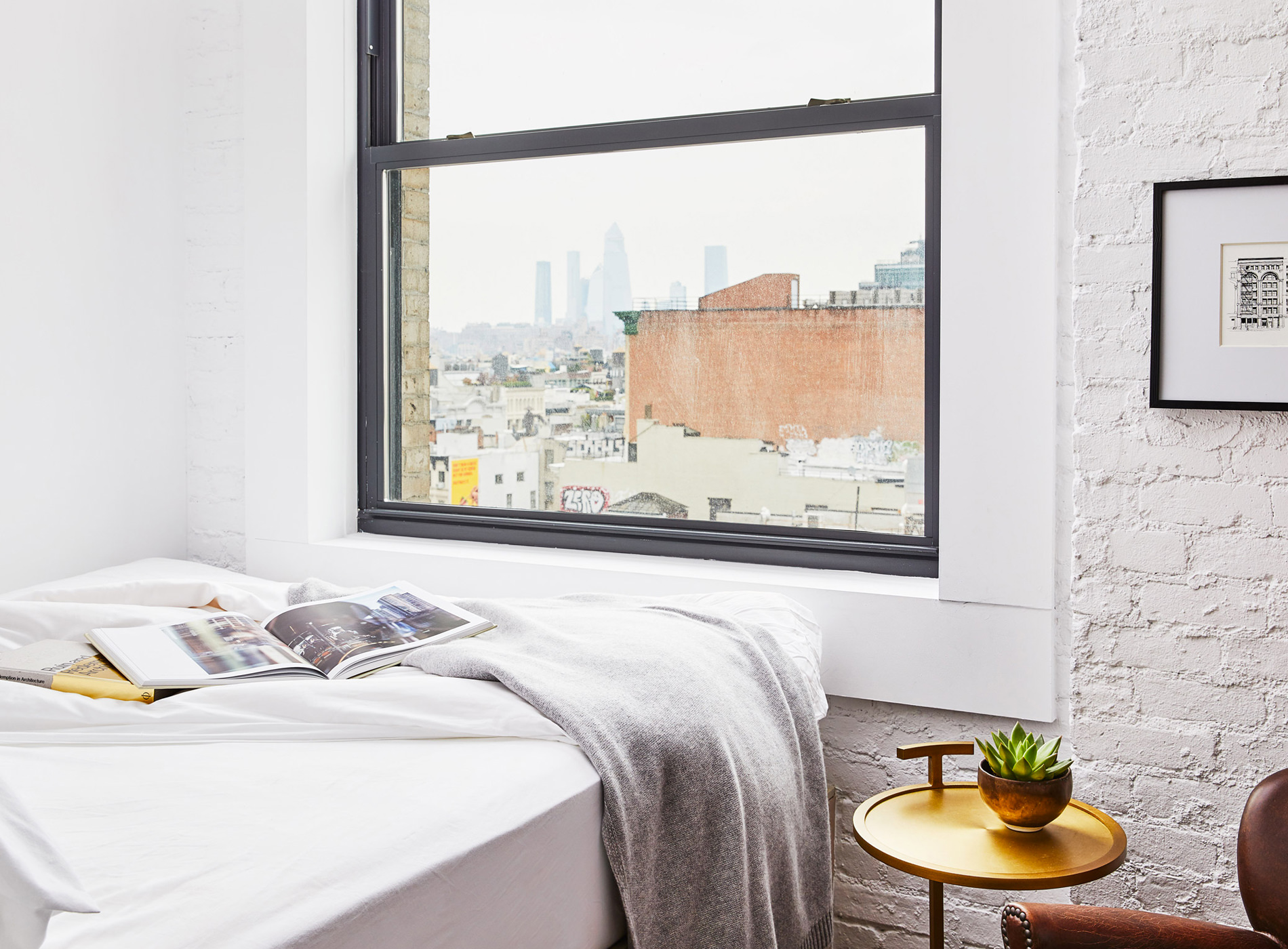City Guide New York Tribeca Walker Hotel Manhattan
