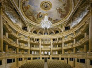 David Leventi Serie Photographie Opera Grand Théâtre Bordeaux France 2014