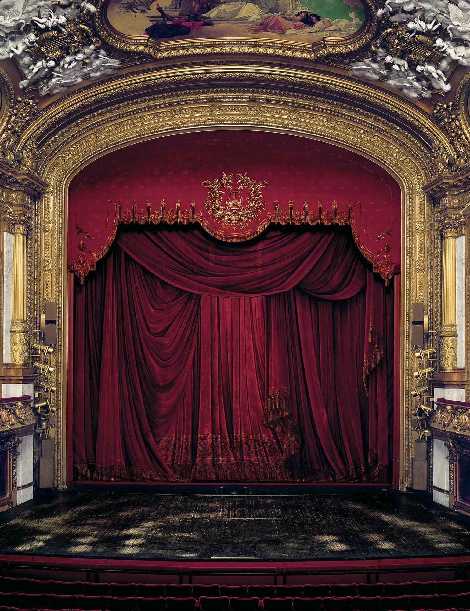 Kungliga Operan Stockholm Suède 2008