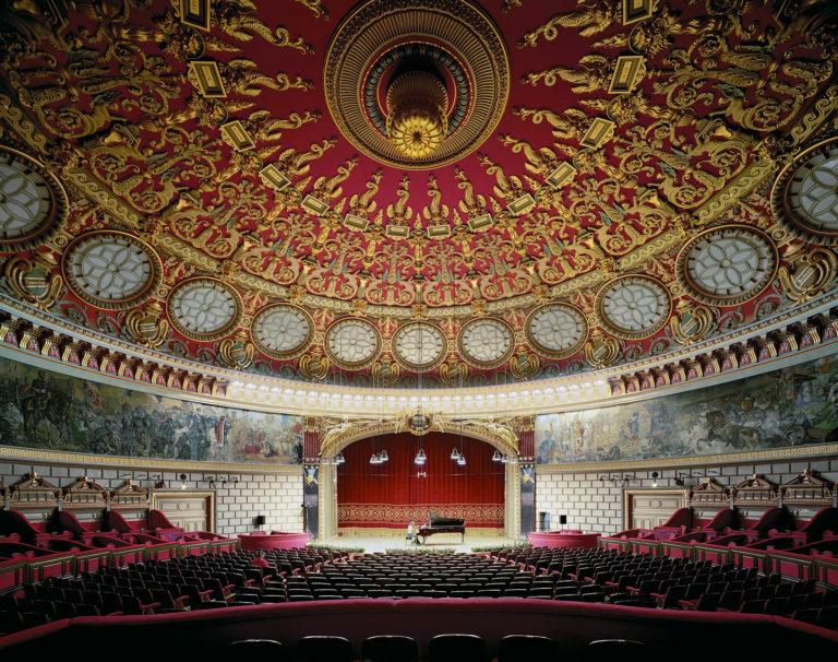 Opera Romanian Athenaeum Bucarest Roumanie 2007