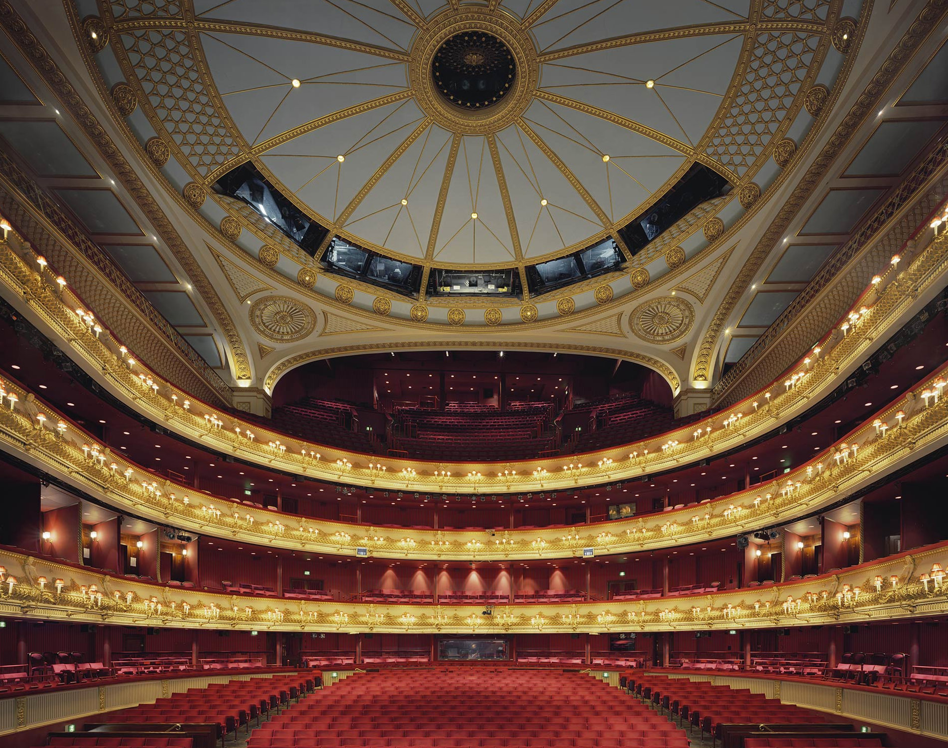 Opera Royal Opera House Covent Garden London Angleterre
