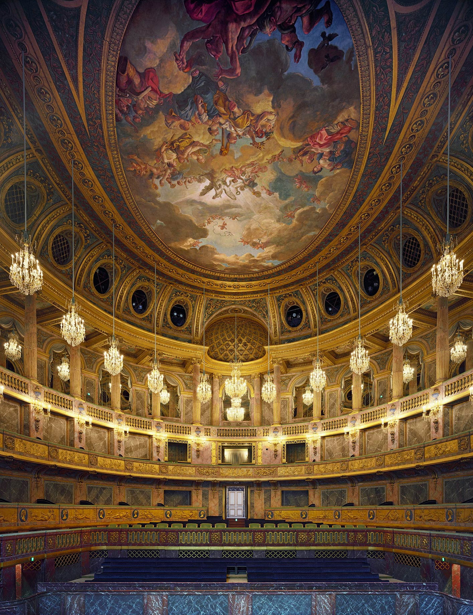 Opéra Royal Versailles France 2009