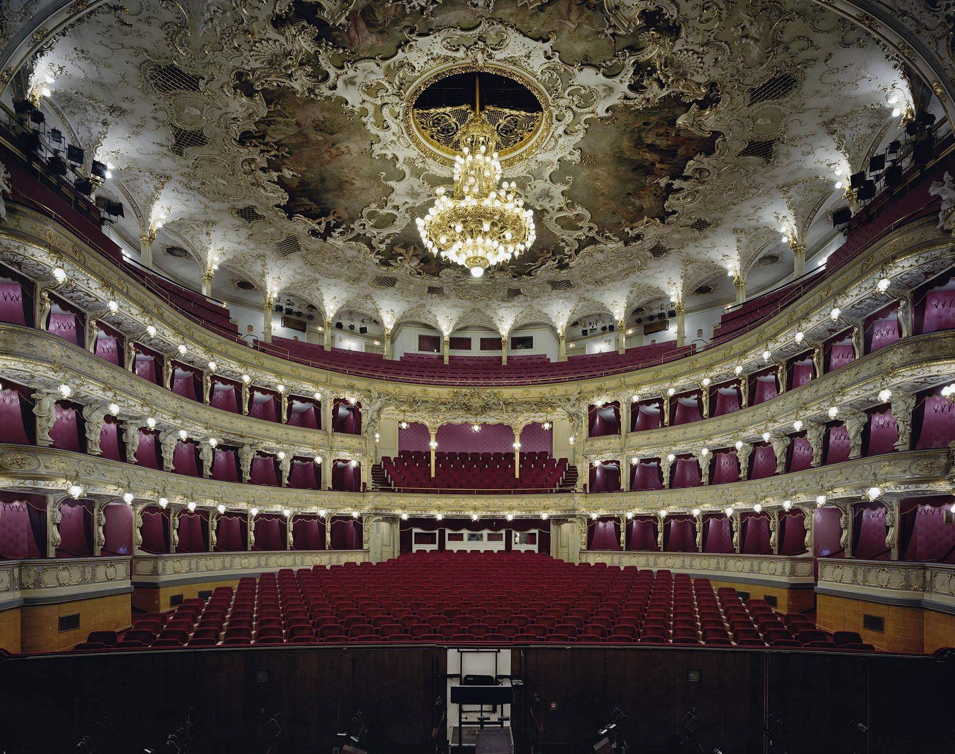 Opera Statni Opera Prague République Tchèque 2008
