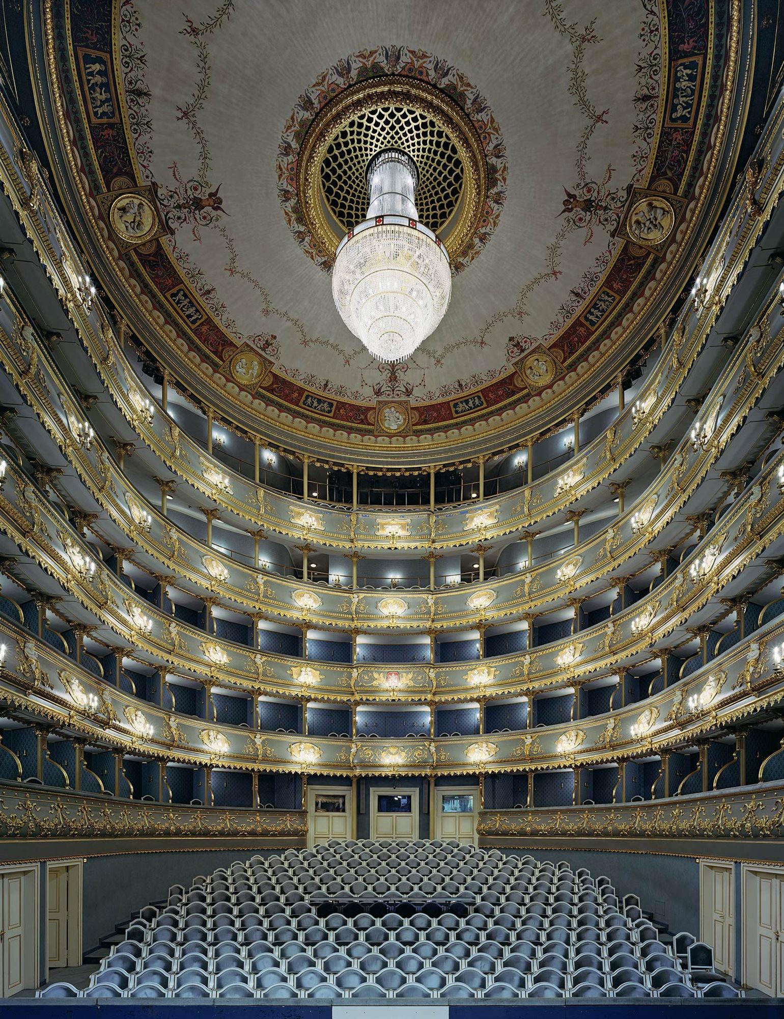 Opera Stavovske Divadlo Prague République Tchèque 2008