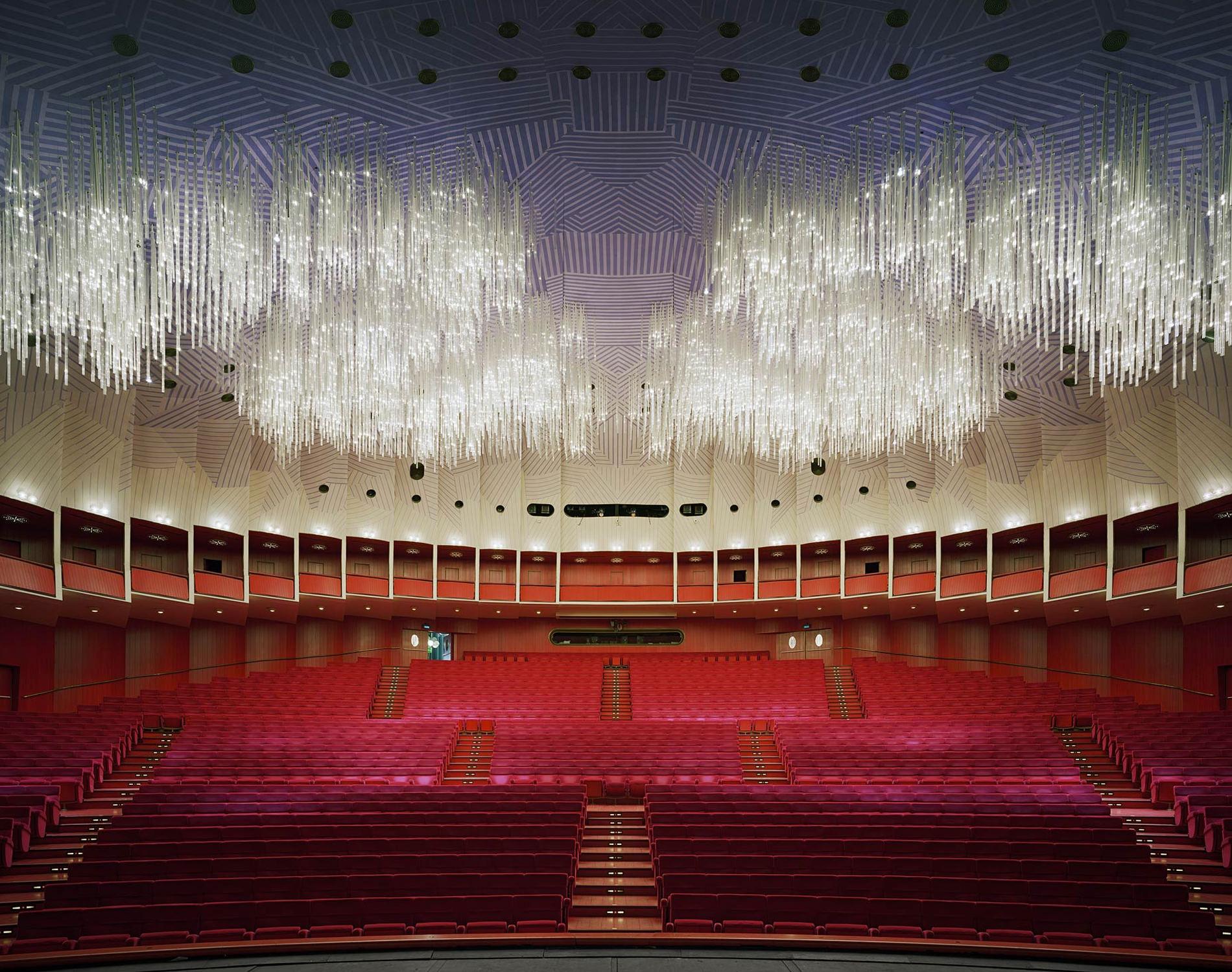 Opera Teatro Regio Turin Italie 2010