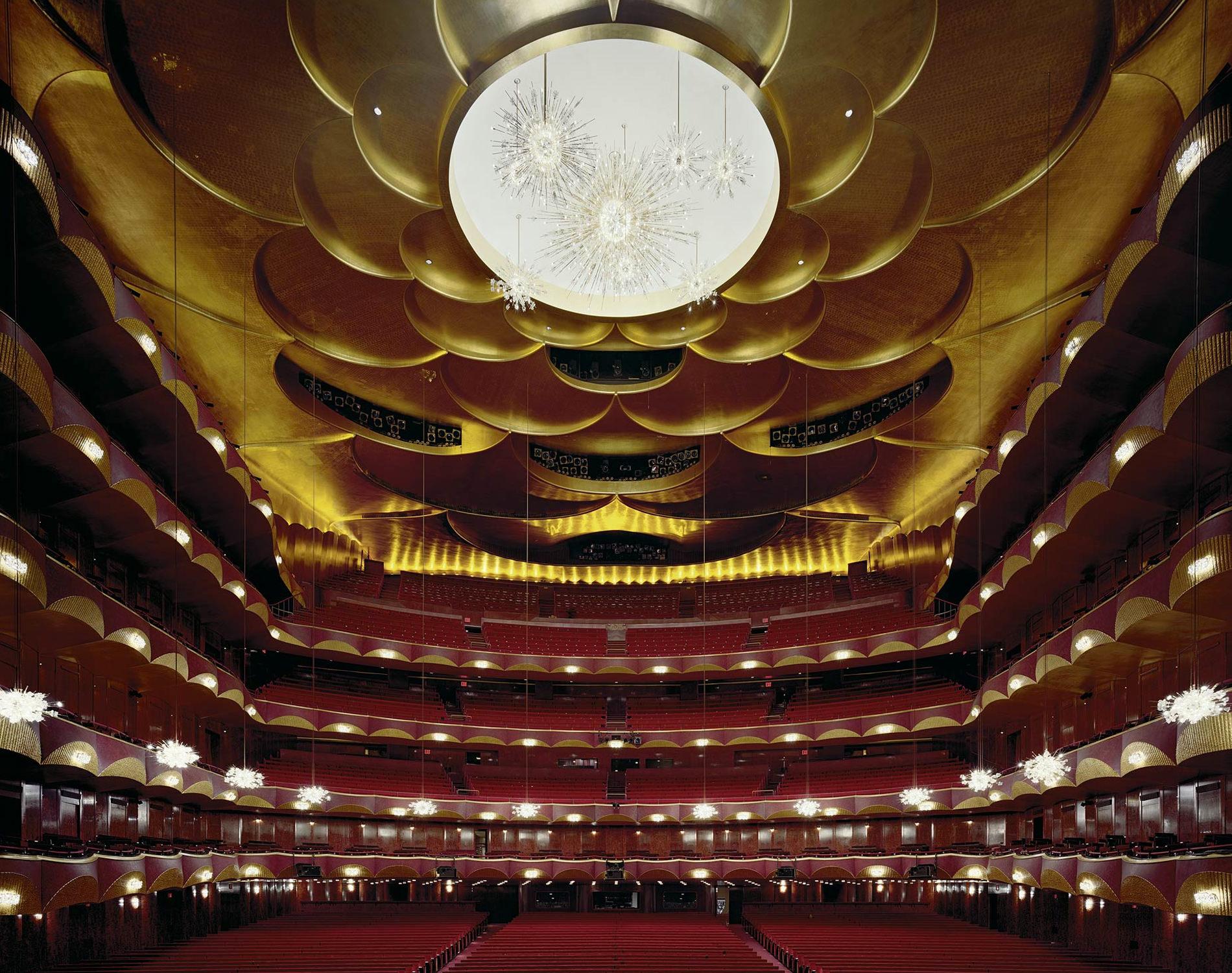 Opera The Metropolitan Opera New-York Etats-Unis 2009