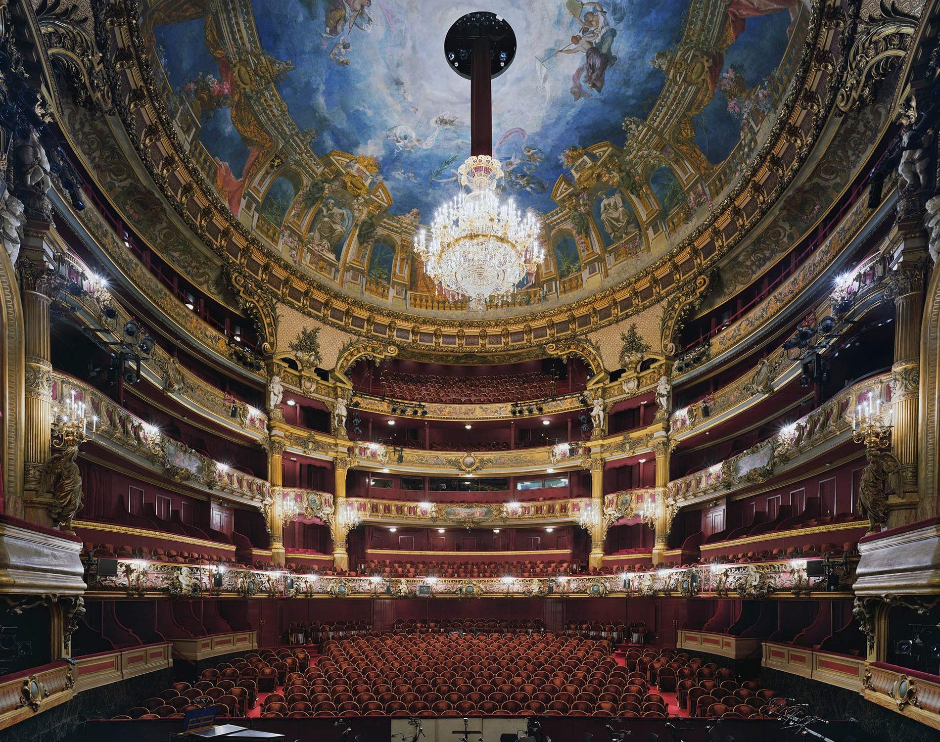 Théâtre Royal de La Monnaie Bruxelles Belgique 2010