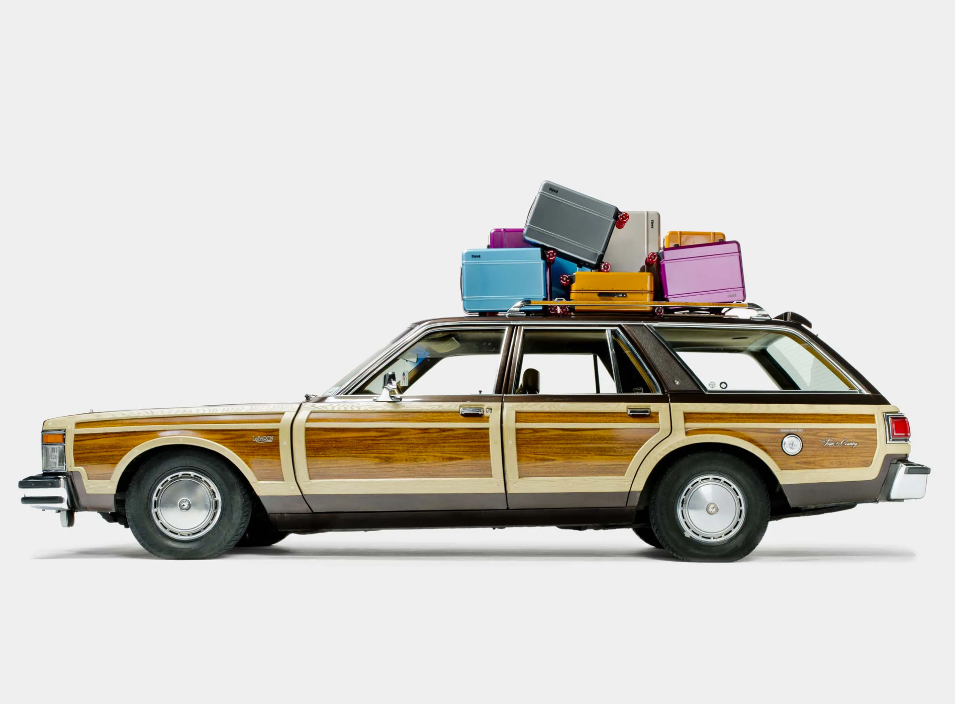 Floyd Valises Travel Case Cabin Check-In Inspiration Californie Venice Beach Skate Culture