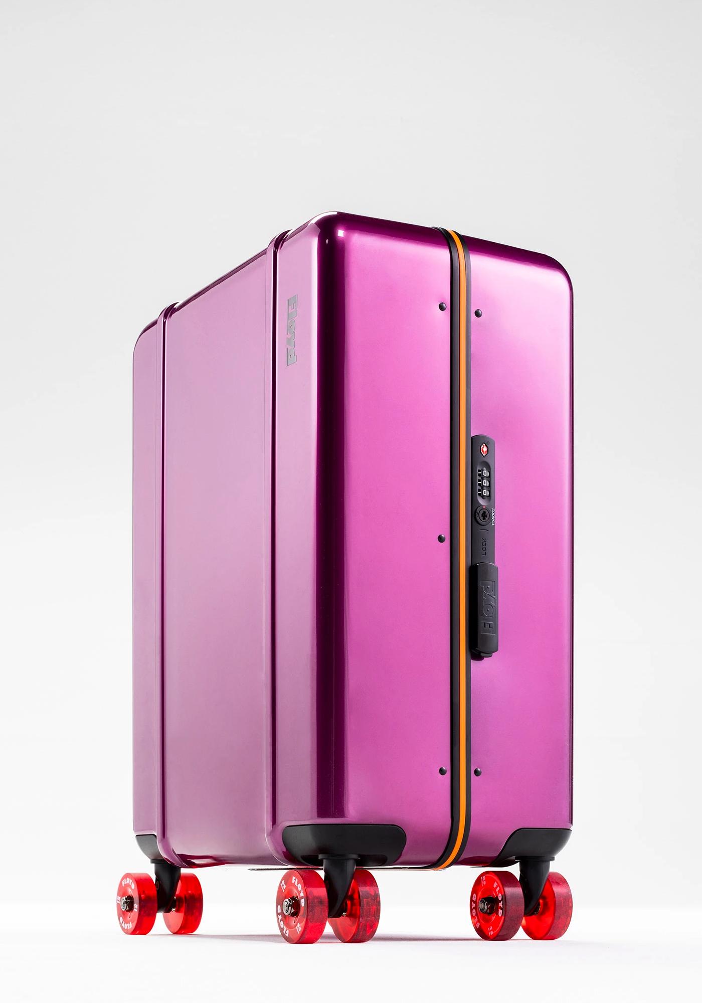 Floyd Valises Californie Travel Case Cabin Magic Purple