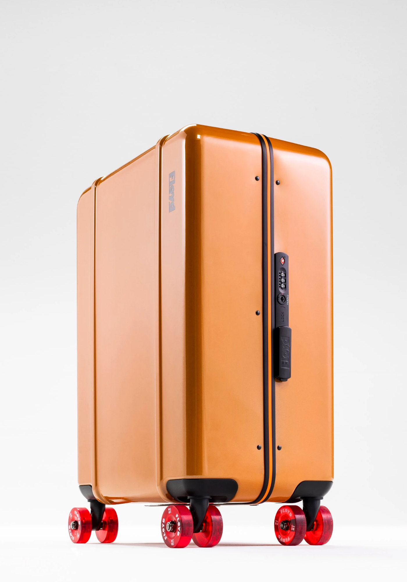 Floyd Valises Californie Travel Case Cabin Sunset Orange
