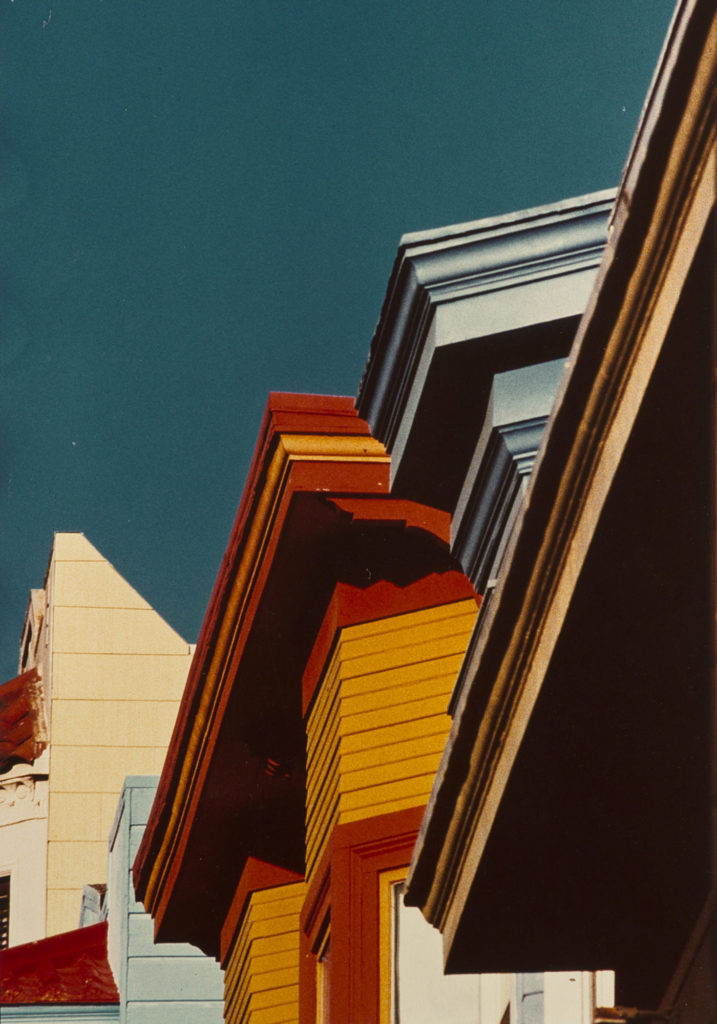 Franco Fontana Photographie San Francisco 1979
