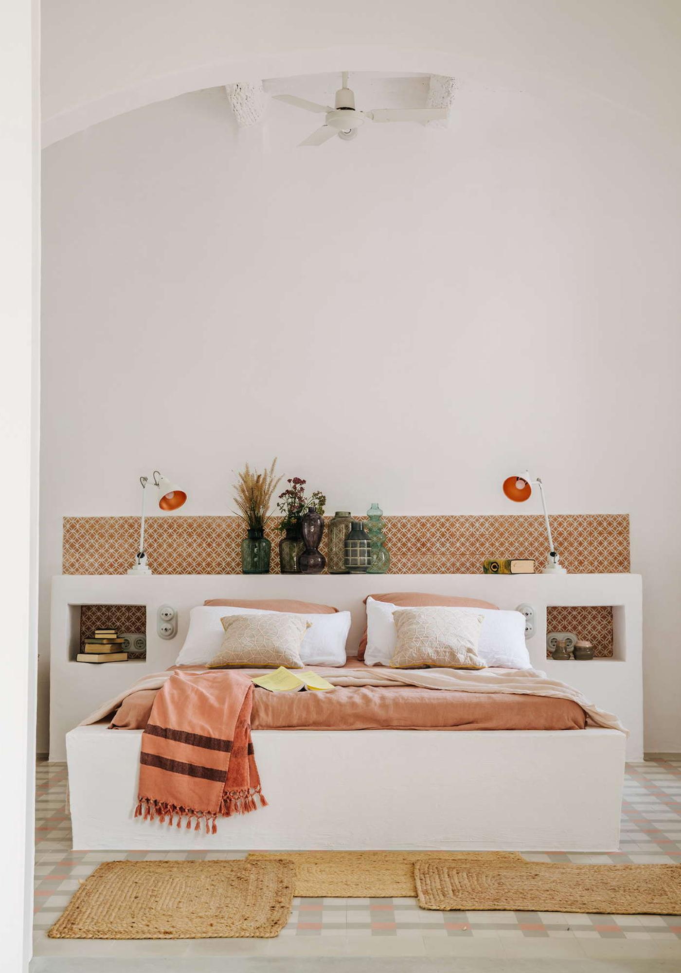 Minorque Baléares Espagne Architecture Location Vacances Es Bec D'Aguila Chambre Inspiration