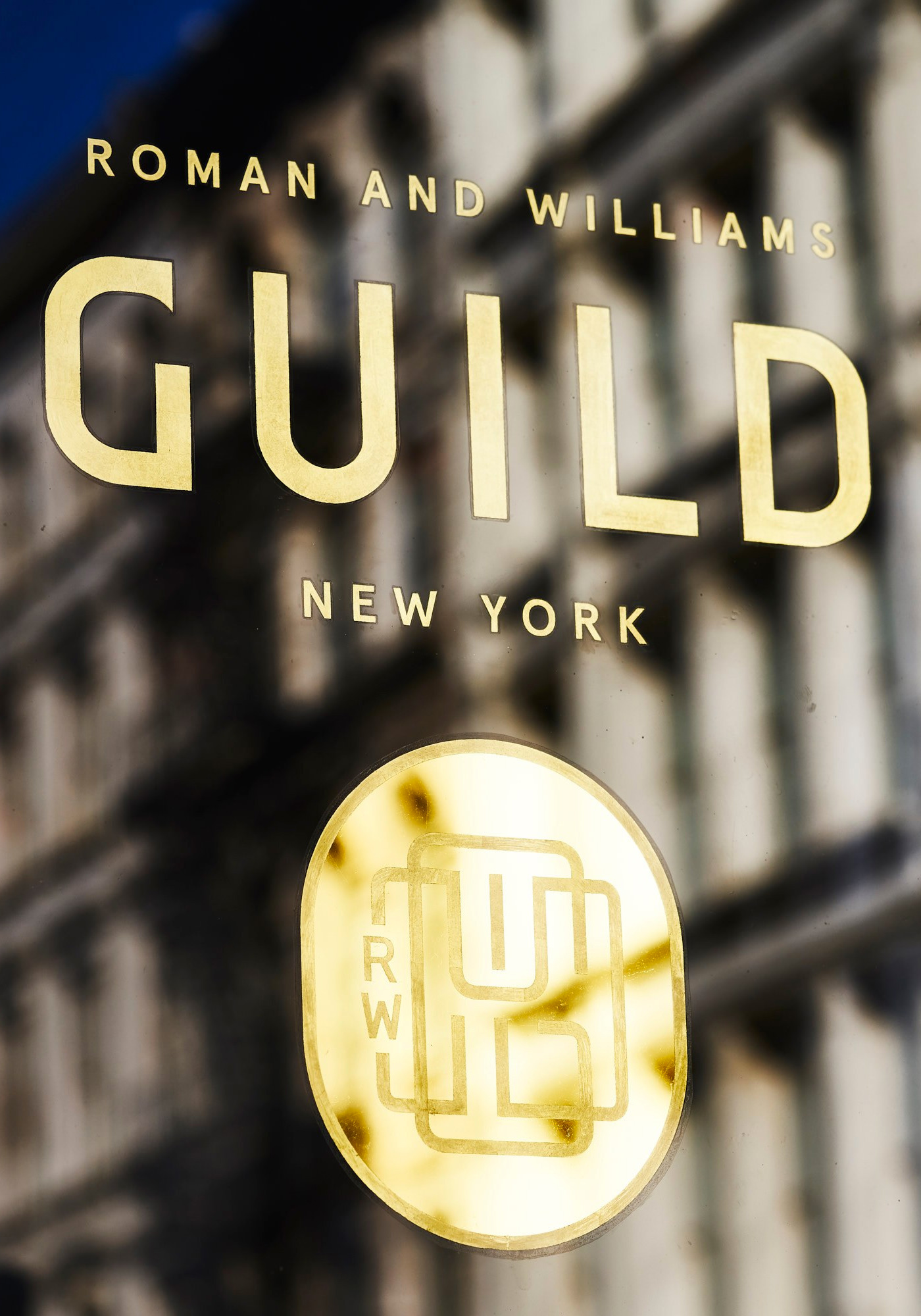 Roman And Williams Guild NYC Collection Design