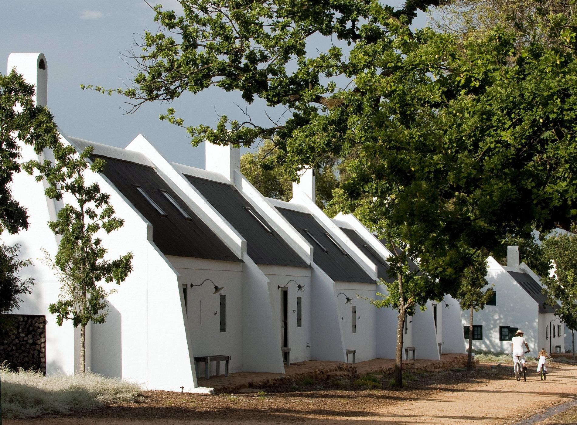 Afrique Du Sud Babylonstoren Hôtel Restaurant Vignobles