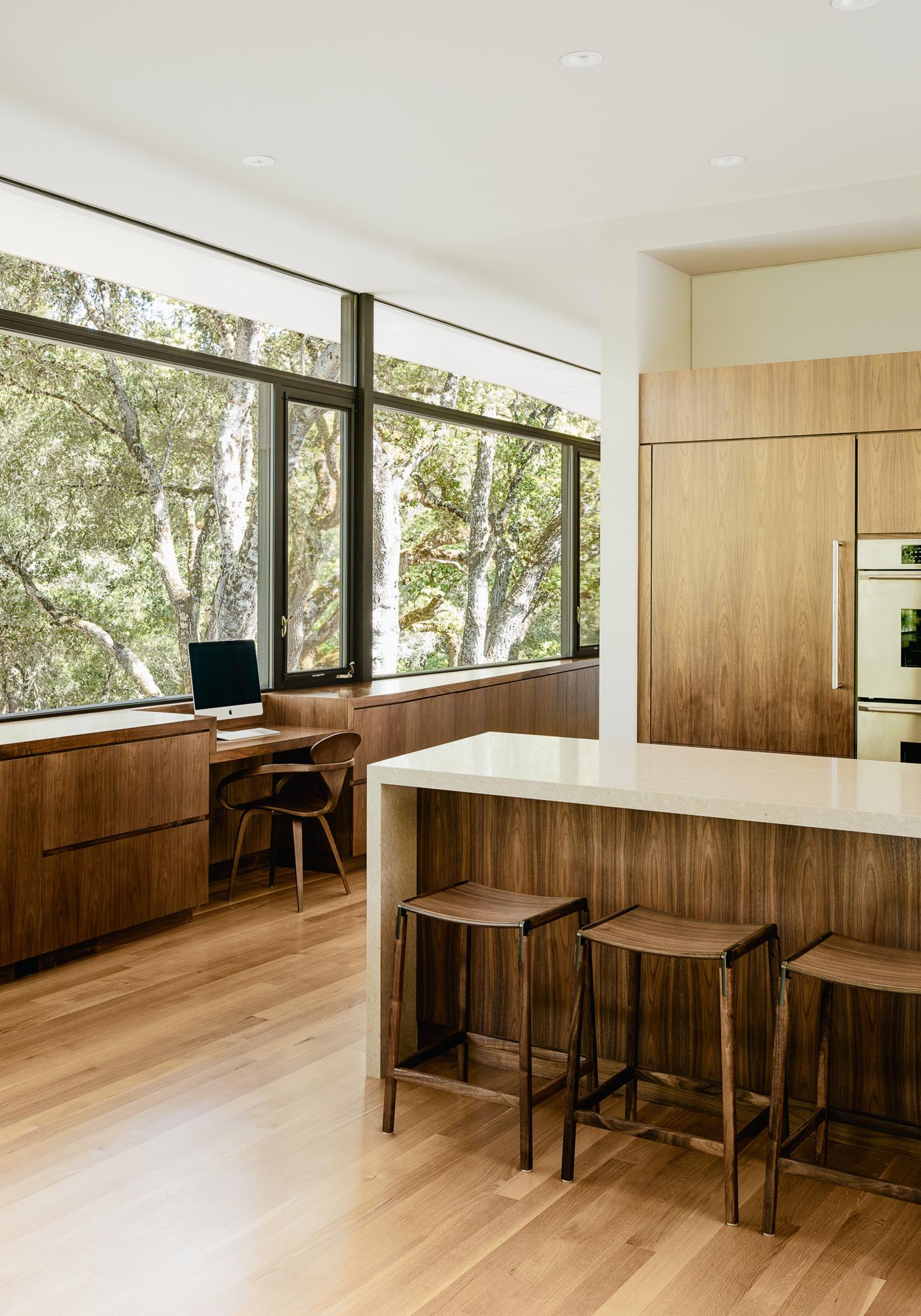 Carmel Valley House Santa Lucia Preserve Californie Architecture