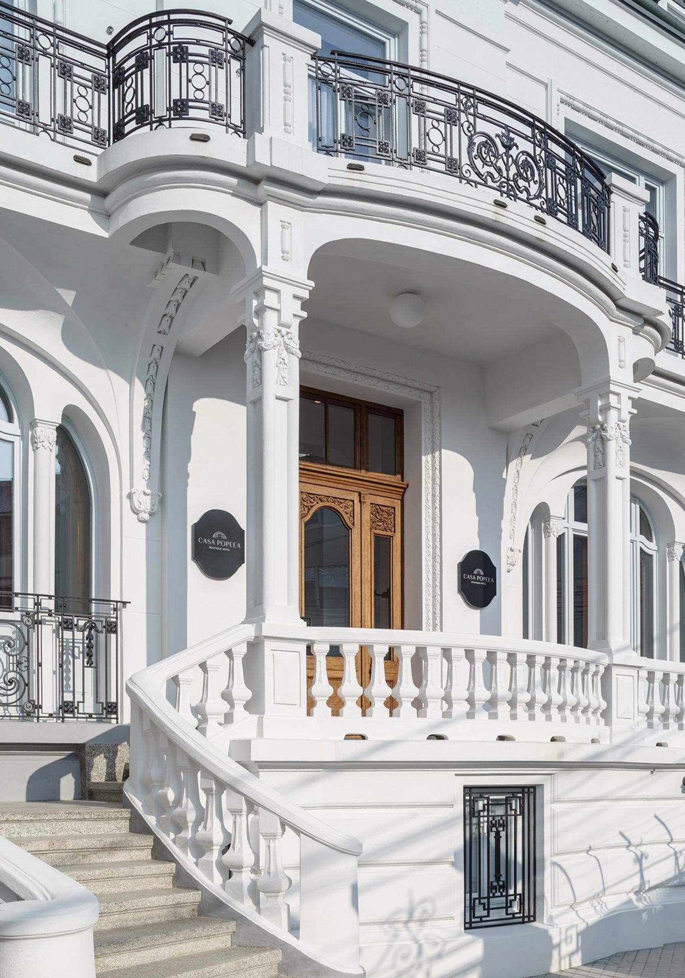 Casa Popeea Hotel Architecture Extérieure