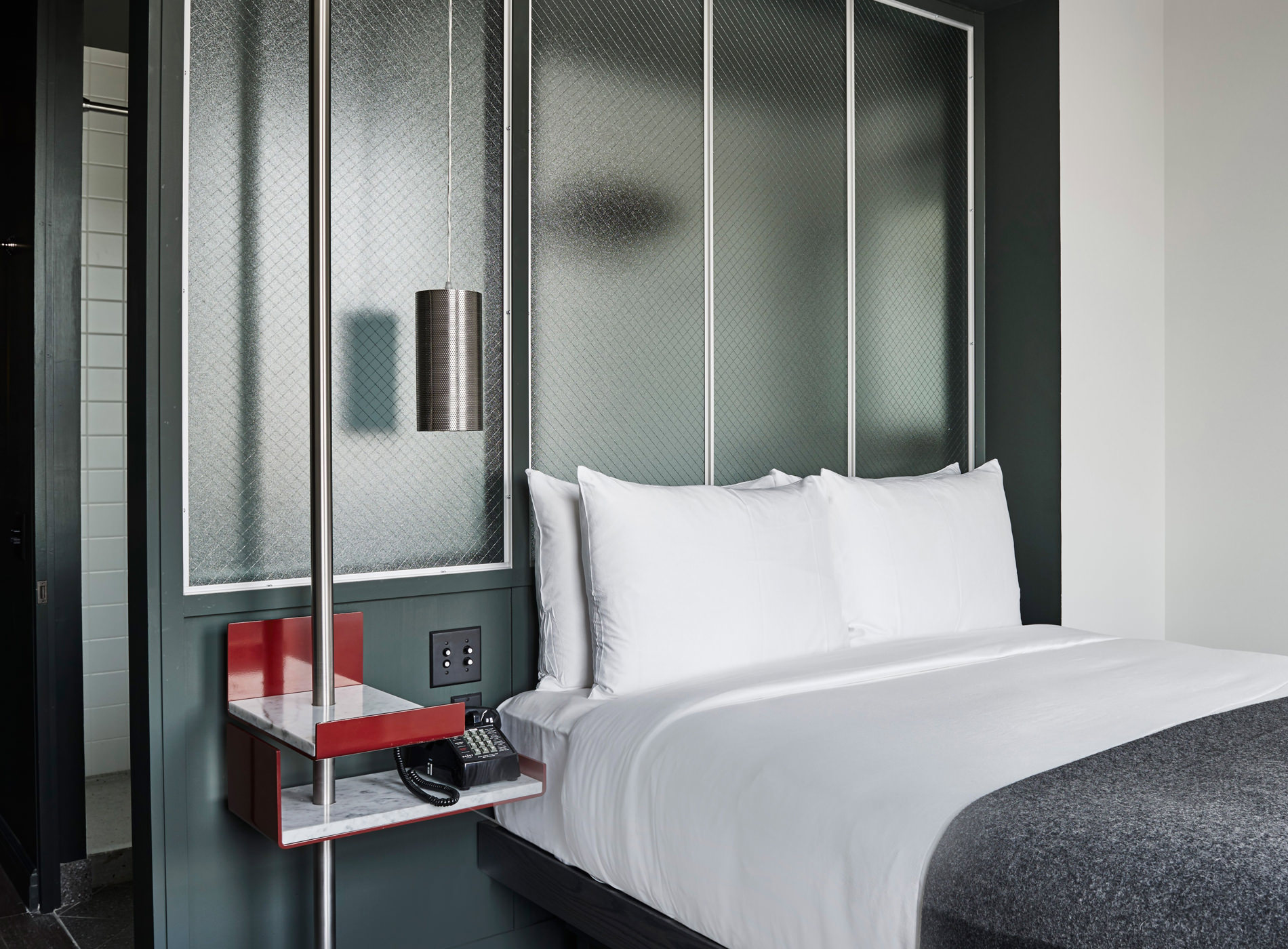 City Guide Chicago The Robey Hotel Chambre-Corner Suite