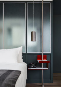 City Guide Chicago The Robey Hotel Chambre Landmark Queen Détails