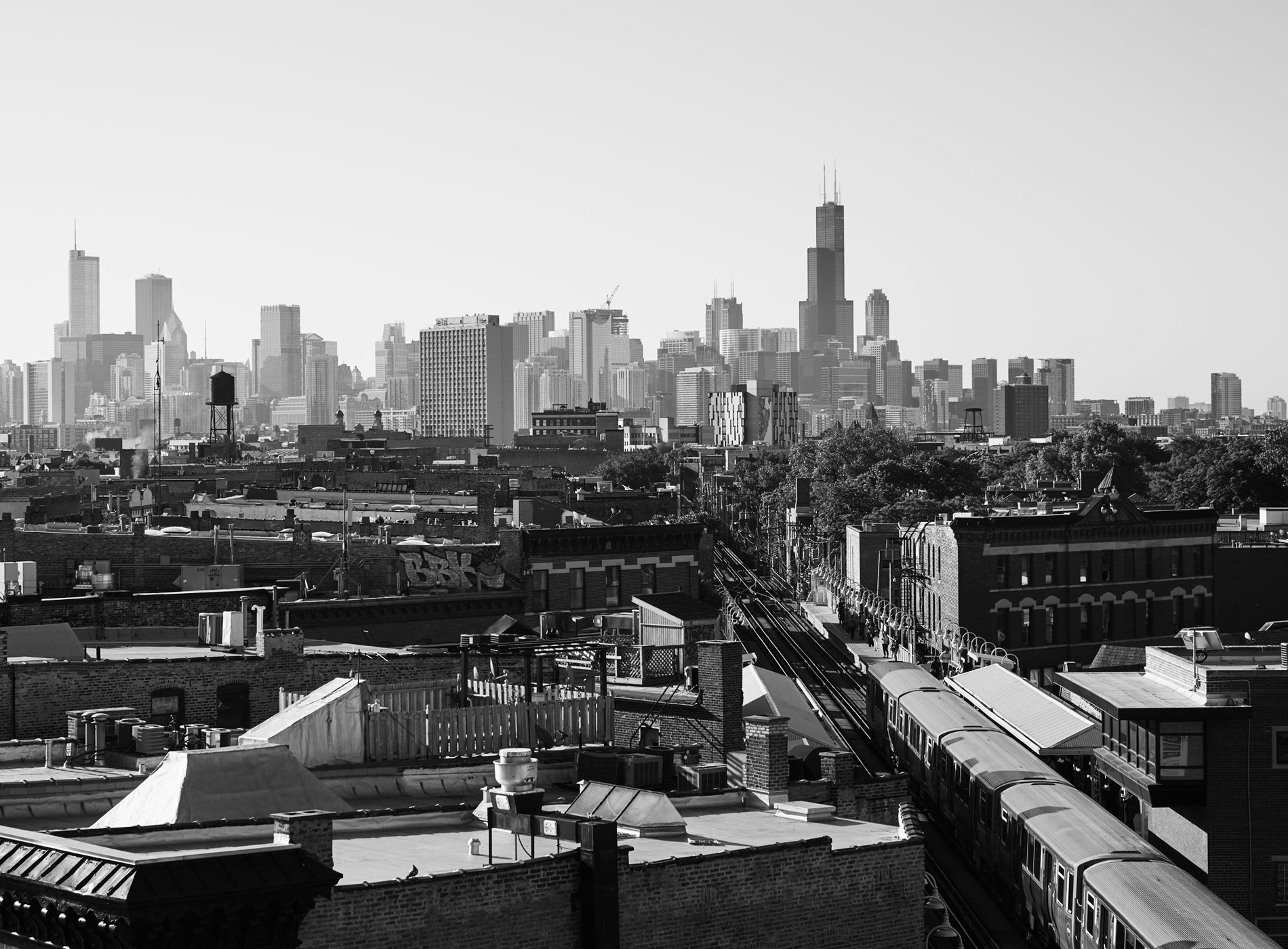 City Guide Chicago The Robey Hotel Vue Ville