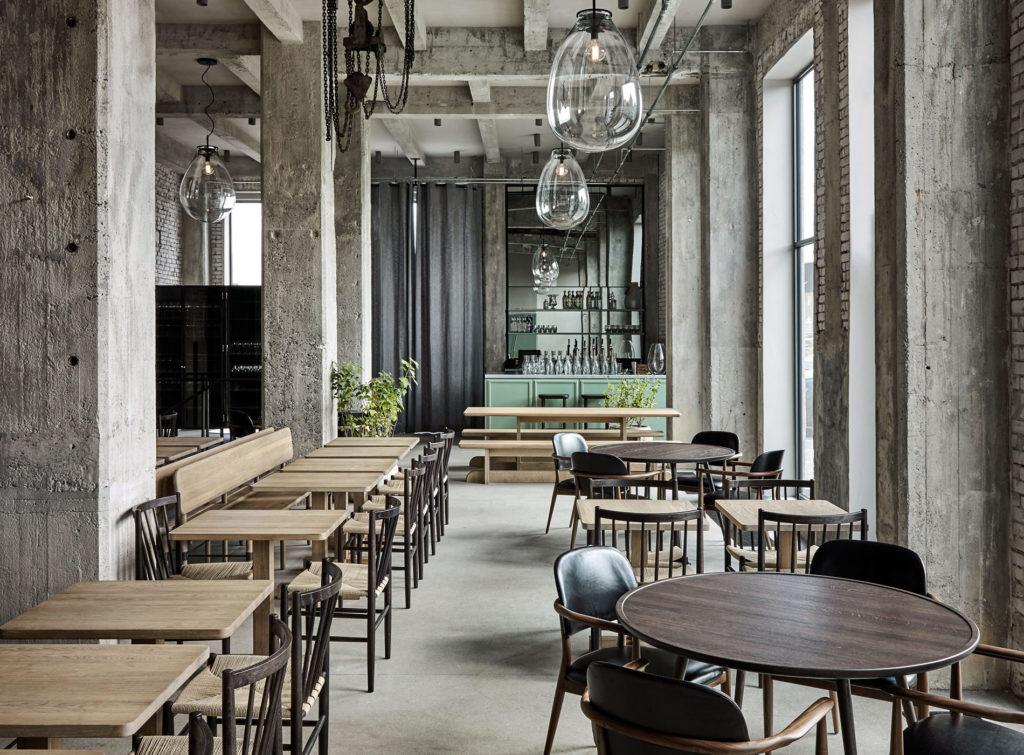 City Guide Copenhague 108 Restaurant
