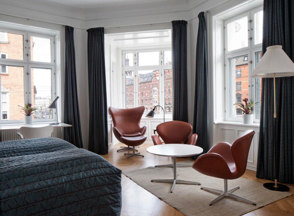 City Guide Copenhague Alexandra Hotel