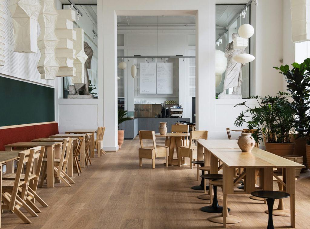 City Guide Copenhague Apollo Bar Kantine National Gallery of Denmark