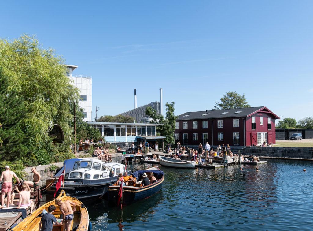 City Guide Copenhague La Banchina Bar