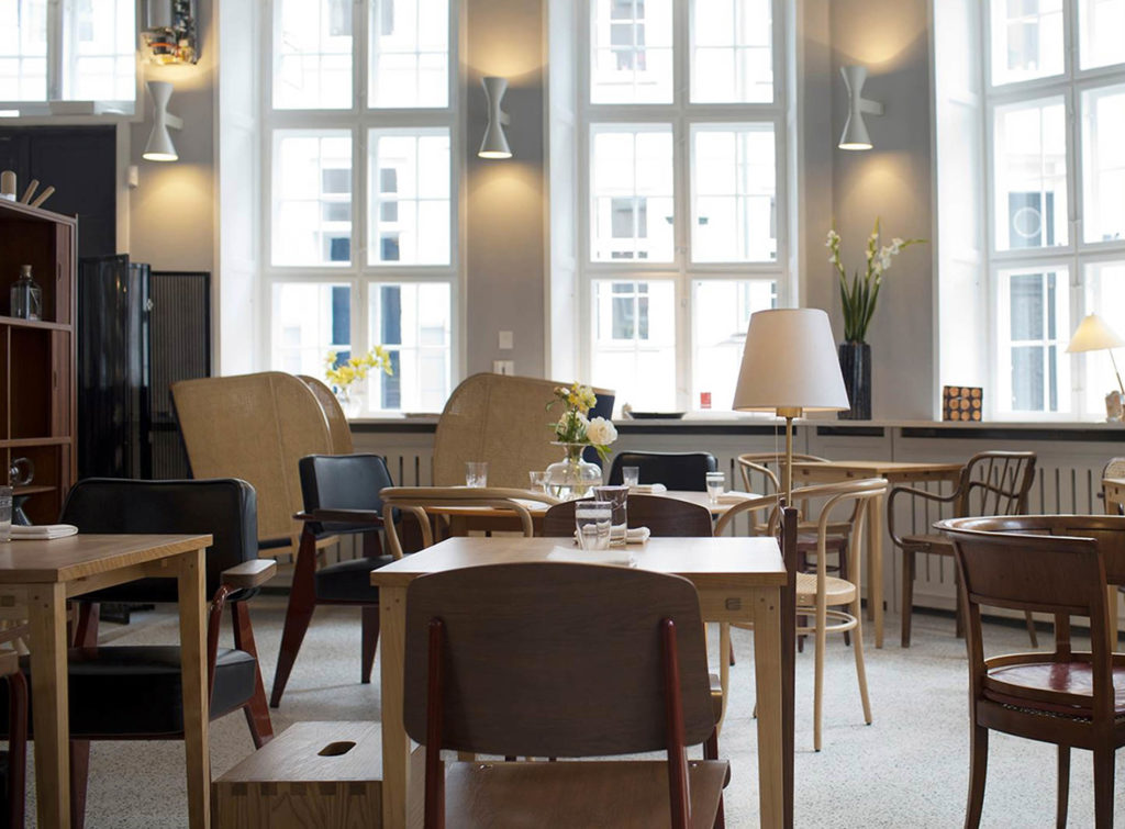 City Guide Copenhague Restaurant Admiralgade 26