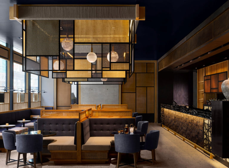 City Guide Londres Nobu Hotel Shoreditch London