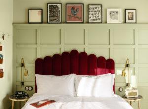 City Guide Londres The Hoxton Southwark Hotel Blackfriars Road London Chambre Roomy