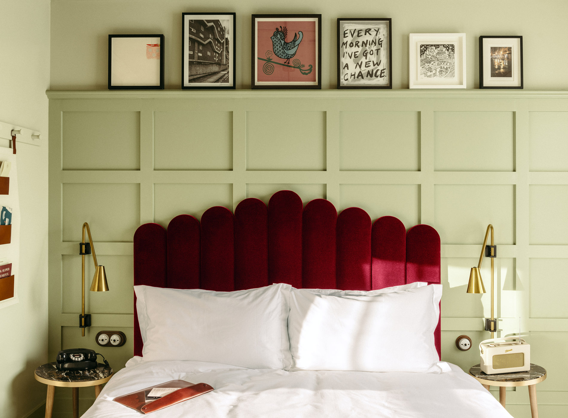 City Guide Londres The Hoxton Southwark Hotel Blackfriars Road London Chambre Roomy